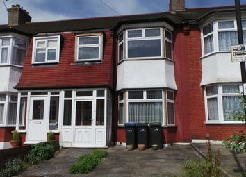 Thumbnail 3 bed terraced house for sale in Kendal Avenue, Edmonton