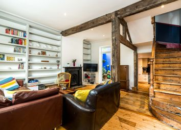 Thumbnail 4 bed terraced house for sale in Flaxman Road, London