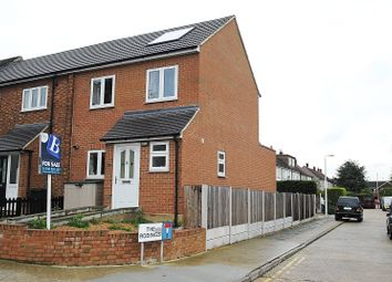 Thumbnail 3 bed end terrace house for sale in Avon Road, Upminster