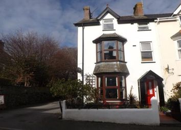 Thumbnail 3 bed property to rent in Glasfor Terrace, Criccieth