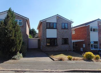 Thumbnail 3 bed link-detached house to rent in Drakes Lea, Evesham