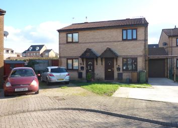 Thumbnail 2 bed semi-detached house to rent in Cae Rhos, Caerffili