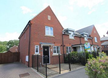 Thumbnail 2 bed end terrace house to rent in Damson Drive, Hartley Wintney, Hook