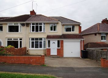 Thumbnail 4 bed semi-detached house for sale in Grosvenor Road, Swindon