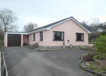 Thumbnail 3 bed detached bungalow for sale in Mydroilyn, Aberaeron