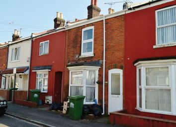 Thumbnail 2 bed terraced house for sale in Leyton Road, Northam, Southampton, Hampshire