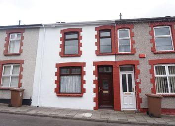 Thumbnail 3 bed terraced house for sale in Elm Street, Aberbargoed, Bargoed, Caerphilly
