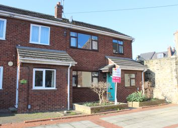 Thumbnail 3 bed end terrace house for sale in Park Street, Wombwell, Barnsley
