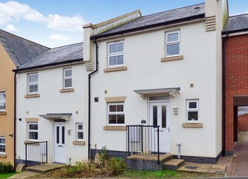 Thumbnail 3 bedroom end terrace house for sale in Lindemann Close, Sidford, Sidmouth