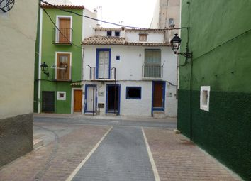 Thumbnail 2 bed town house for sale in Centre, Villajoyosa, Alicante, Valencia, Spain