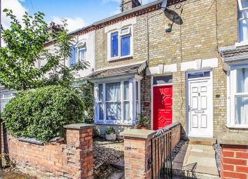 Thumbnail 3 bedroom terraced house for sale in Orchard Street, Peterborough