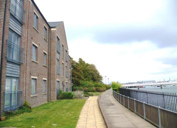 Thumbnail 2 bedroom flat for sale in Searle Drive, Priddy's Hard, Gosport, Hampshire