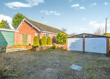 Thumbnail 3 bed detached bungalow for sale in Sandpit Lane, Thorpe Market, Norwich