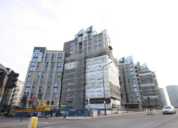 Thumbnail 1 bed flat for sale in Royal Gateway, Silver Tower, Canning Town