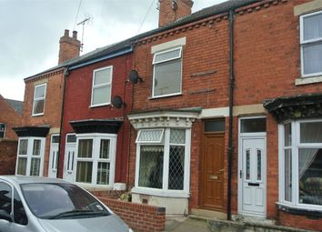 Thumbnail 3 bed terraced house for sale in King Street, Creswell, Worksop, Nottinghamshire