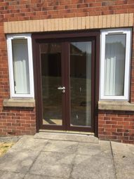 Thumbnail 2 bed duplex to rent in Sherwood Avenue, Worksop, Nottinghamshire