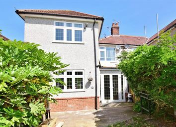 Thumbnail 5 bed semi-detached house for sale in Ashmore Grove, Welling, Kent