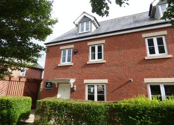 Thumbnail 4 bed end terrace house for sale in Bransby Way, Weston-Super-Mare