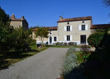 Thumbnail 3 bed country house for sale in Villefagnan, Charente, 16240, France