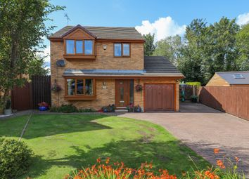 Thumbnail 3 bed detached house for sale in Castlerow Close, Sheffield
