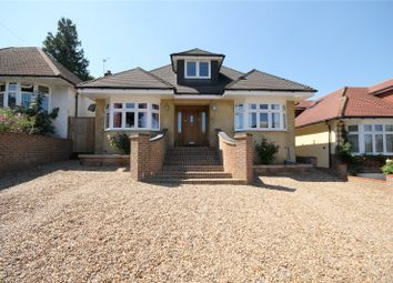 Thumbnail 5 bed detached house for sale in Ferndale Avenue, Chertsey, Surrey