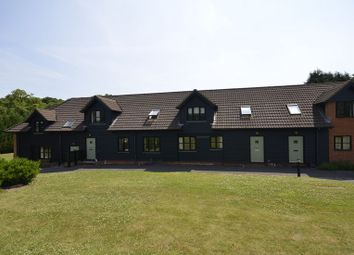 Thumbnail 2 bed terraced house to rent in Longcross Road, Longcross, Chertsey