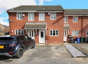Thumbnail 2 bed terraced house for sale in Astcote Court, Kirk Sandall, Doncaster