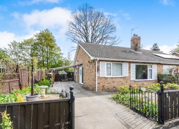 Thumbnail 2 bedroom semi-detached bungalow for sale in Kingsthorpe, Acomb, York
