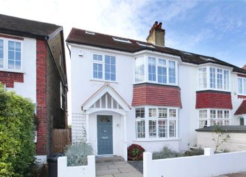 Thumbnail 4 bed semi-detached house for sale in Marham Gardens, Wandsworth Common, London