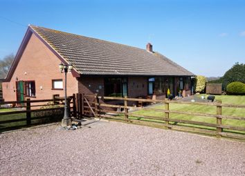 Thumbnail 4 bed detached bungalow for sale in Hollins Lane, Whitchurch