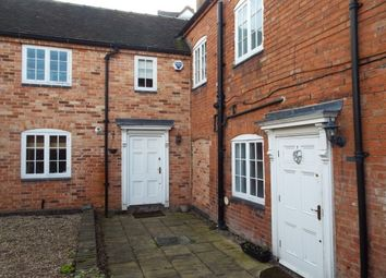 Thumbnail 2 bed property to rent in Tamworth Street, Lichfield