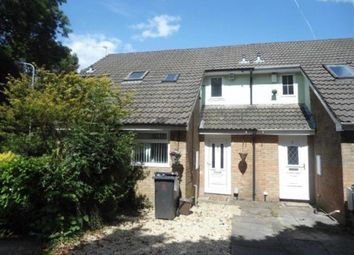 Thumbnail 1 bed end terrace house for sale in The Dell, St. Mellons, Cardiff