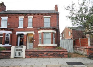 Thumbnail 3 bed semi-detached house for sale in Osborne Road, Salford