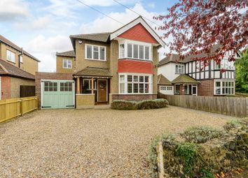 Thumbnail 4 bed detached house for sale in Hillcrest Avenue, Pinner, Middlesex