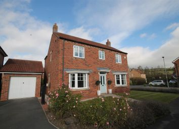 Thumbnail 4 bed detached house for sale in Village Gate, Howden Le Wear, Crook