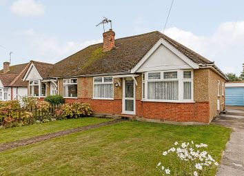 Thumbnail 3 bed semi-detached bungalow for sale in Woodham Lane, New Haw, Addlestone