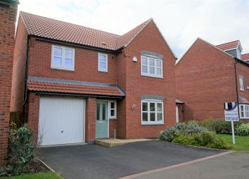 Thumbnail 4 bed property for sale in Leaders Way, Lutterworth