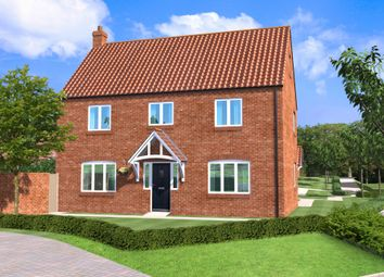 Thumbnail 4 bed detached house for sale in Plot 1, Wesleyan Court, Chapel Lane, Everton