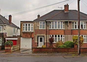 Thumbnail 4 bedroom semi-detached house for sale in Stoney Road, Cheylesmore, Coventry