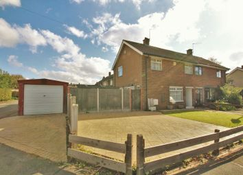 Thumbnail 3 bedroom semi-detached house for sale in Farneworth Road, Mickleover