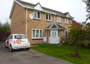Thumbnail 3 bed semi-detached house to rent in Lindisfarne Drive, Liverpool