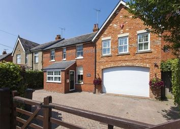Thumbnail 5 bed semi-detached house for sale in Victoria Road, Mortimer Common