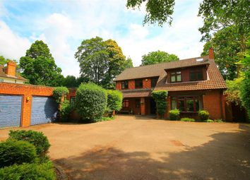 Thumbnail 5 bed detached house to rent in Pine Avenue, Camberley