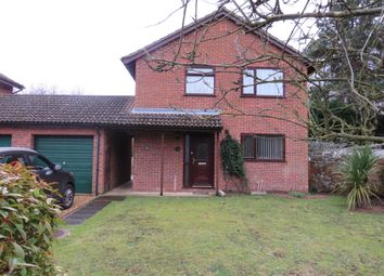 Thumbnail 3 bed detached house for sale in Mulberry Close, Mildenhall, Bury St. Edmunds