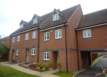 Thumbnail 4 bedroom town house to rent in Otter Street, Hilton, Derby