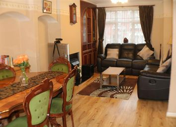 Thumbnail 3 bed terraced house for sale in Mersham Road, Thornton Heath, Surrey
