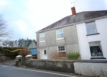 Thumbnail 3 bed semi-detached house for sale in Stoneyford, Narberth