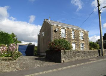 Thumbnail 4 bed detached house for sale in Derwen Road, Alltwen, Pontardawe, Swansea, City And County Of Swansea.