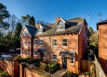 Thumbnail 4 bed end terrace house for sale in 1 Heathlands Place, Ascot