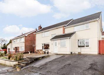 Thumbnail 4 bed detached house for sale in Priory Close, Carmarthen